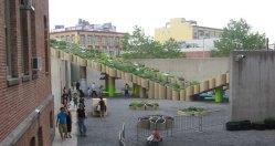 Public Farm 1, Yenebilinir kent bahçesi