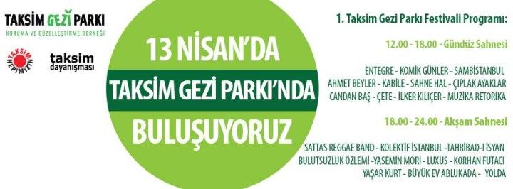 GEZİ PARKI 1