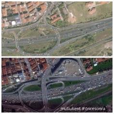 İstanbul'da yapılaşma arttıkça, yol altyapısı da büyüyor ama trafik azalmıyor