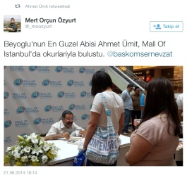 Beyoğlu ve Mall of İstanbul. Birşeyler yanlış ama ne?